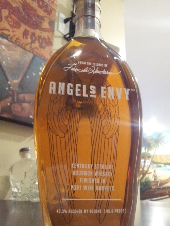 Angel's Envy Bourbon Whiskey Review