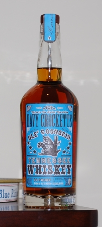 Davy Crockett's Ole' Coonskin Tennessee Whiskey