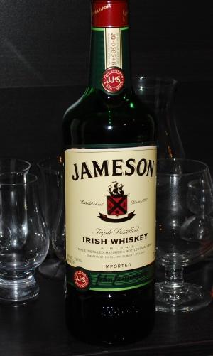 Jameson Irish Whiskey Review