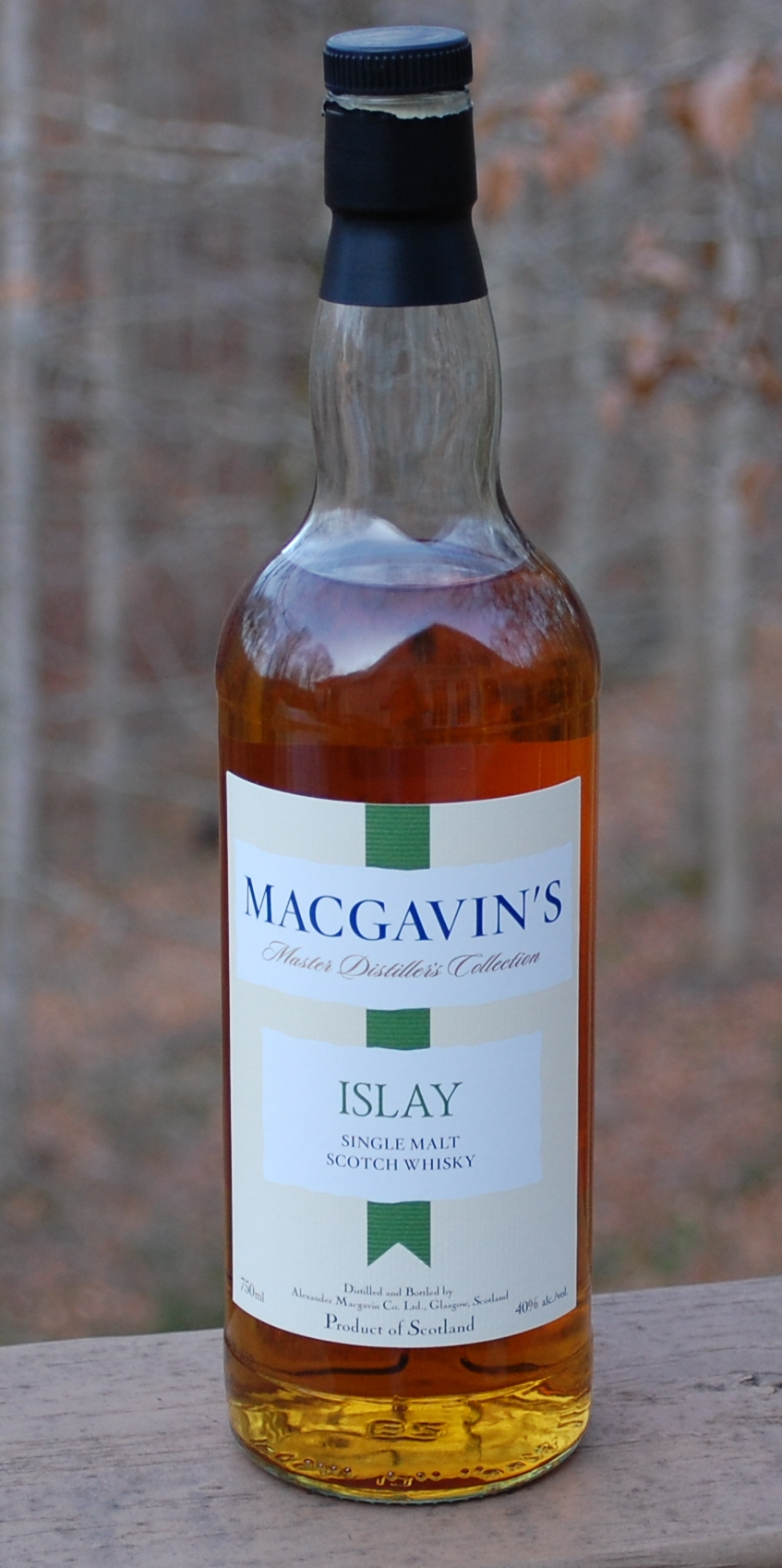 Macgavins Islay Single Malt