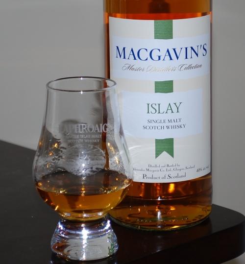 Macgavin's Islay Single Malt