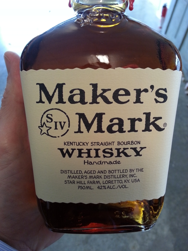 Maker's Mark 84 Proof Bourbon Whisky Review