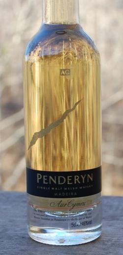 Penderyn welsh single malt whiskey