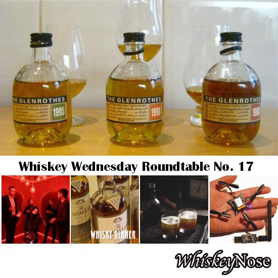 Whiskey Wednesday Roundtable No. 17