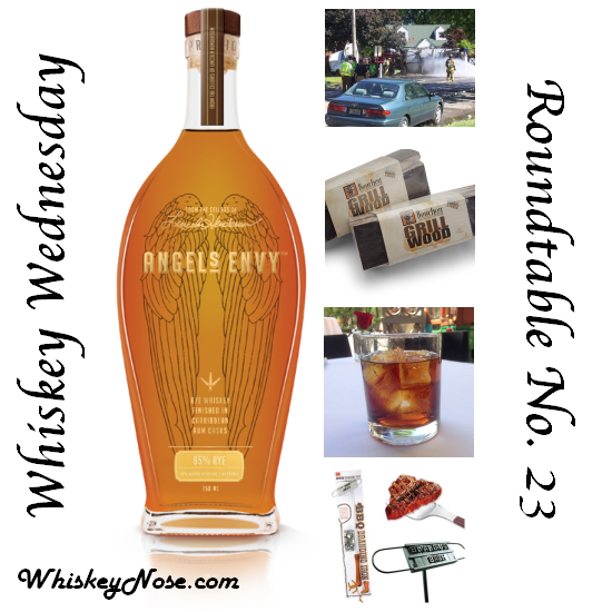 Whiskey Wednesday Roundtable No. 23