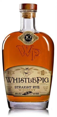 WhistlePig Rye Retail