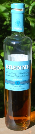 Brenne French Single Malt Whisky Estate Cask Review Allison Patel