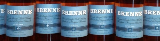 Brenne Whisky Labels