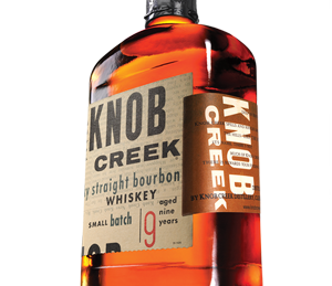 Knob Creek Kentucky Straight Bourbon Whiskey Review
