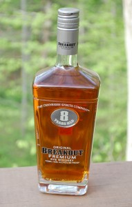 Breakout Rye Whiskey Review