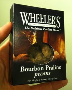 Wheeler's Bourbon Pecans Review