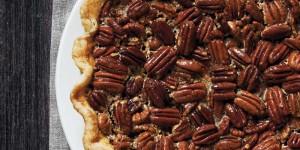 Bourbon Pecan Pie via Garden and Gun